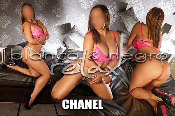 presentacion Chanel Posando Sexy
