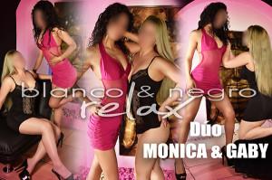 presentacion Duo Gaby Monica