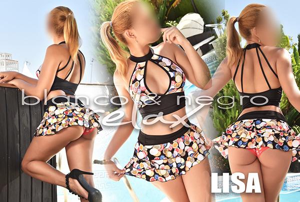 presentacion Lisa Rubia Collage