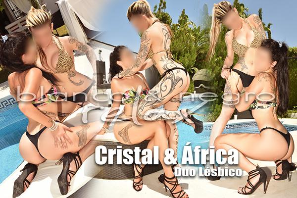 prseentacion Duo Cristal Africa