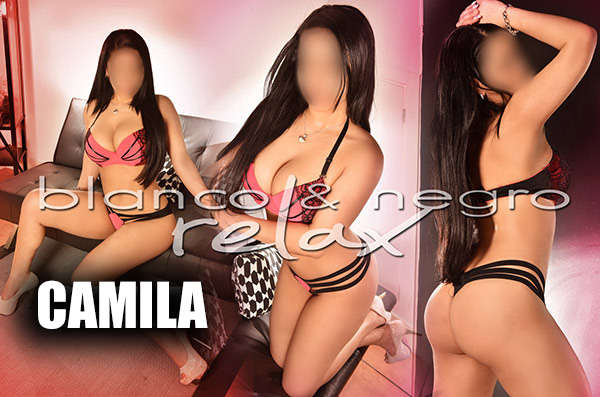 camila Presentacion Sexy
