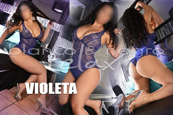 presentacion Violeta Sexy Collage