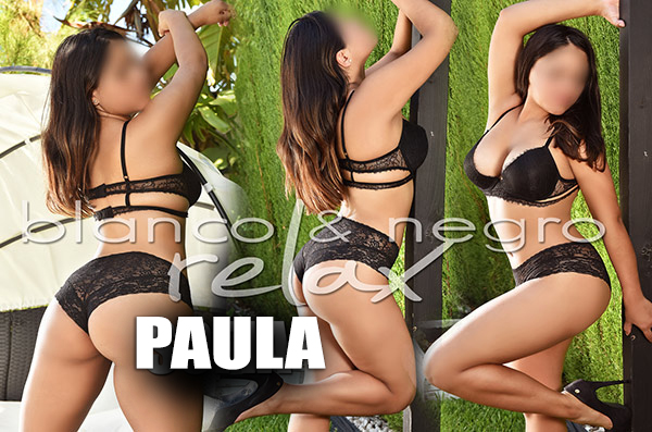 Presentacion Paula Morena Sensual