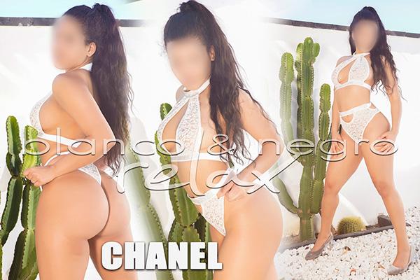 Chanel Morena Presentacion Sexy