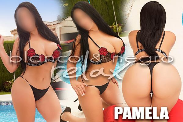 Pamela Culo 10 Presentacion