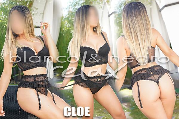Presentacion Cloe Rubia Sexy