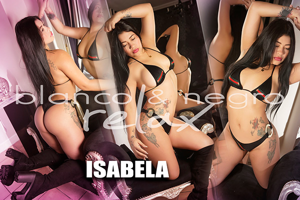 Presentacion Isabela Morena Sexy