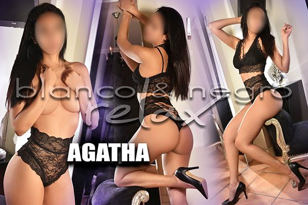 Presentacion Agatha Morena Sexy