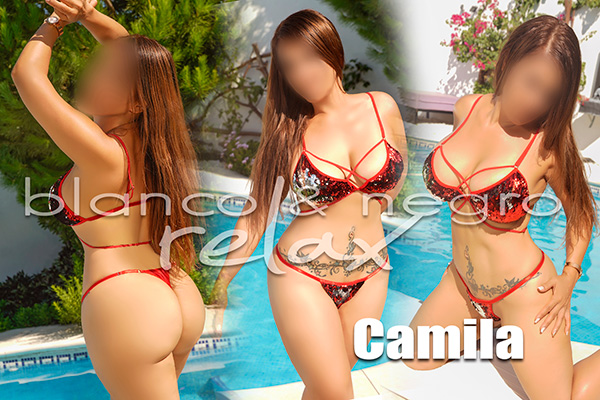 Presentacion Camila Castana Sexy