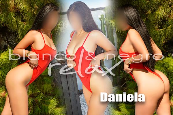 Presentacion Daniela Morenita Sexy