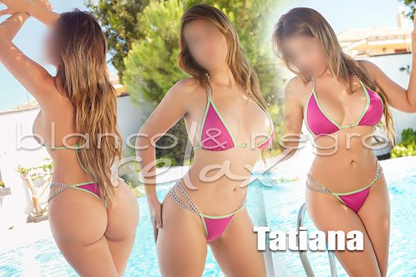 Presentacion Tatiana Morena Bikini