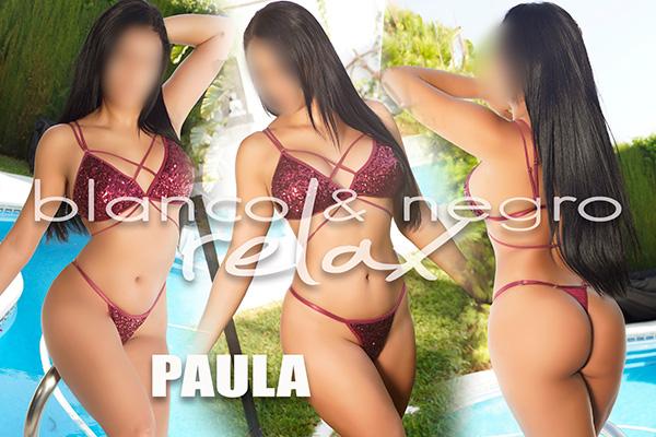 presentacion Paula Morena Bikini