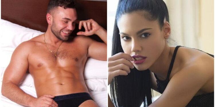Cristian Suescum y Apolonia Lapiedra